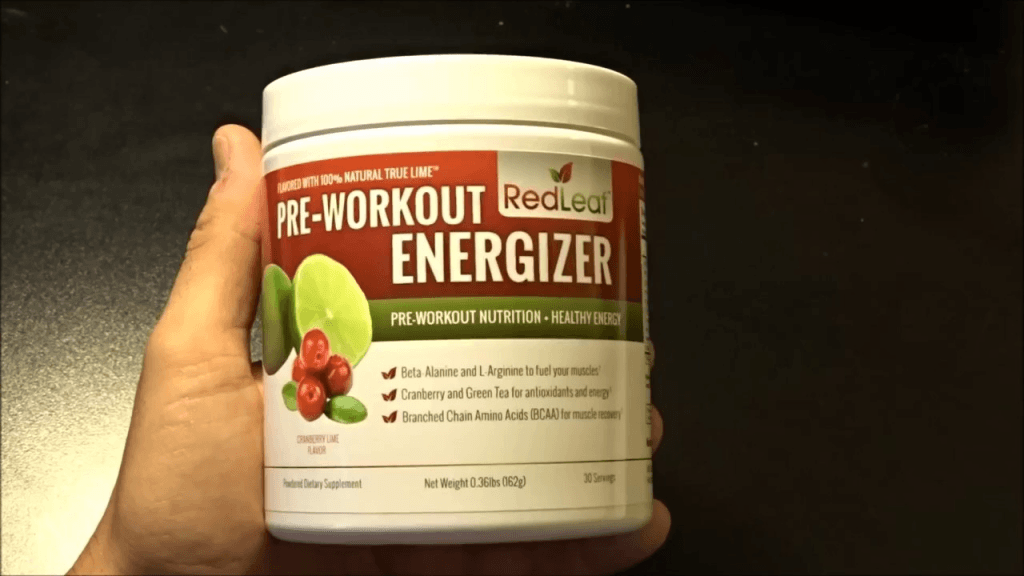 Red Leaf Pre Workout