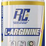 How much L-Arginine in Pre-workouts?