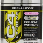 How much is Cellucor's C4 Pre-workout?