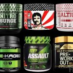 10 Strongest Pre-Workout Supplements