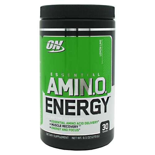 OPTIMUM NUTRITION ESSENTIAL AMINO ENERGY;essential amino energy|diagnose treat cure|per serving|