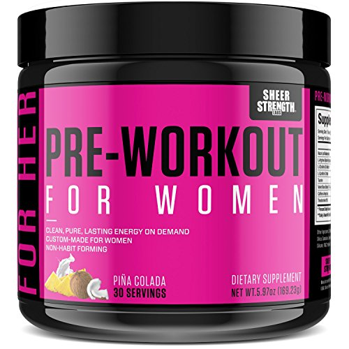 13 Best Pre-Workout Supplements for Women Reviewed 2020
