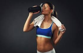 take pre-workout drinks