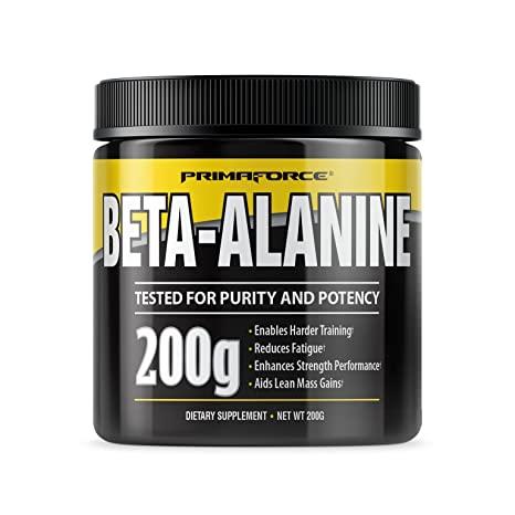 Primaforce BETA-ALANINE 200 GM: Amazon.in: Health & Personal Care