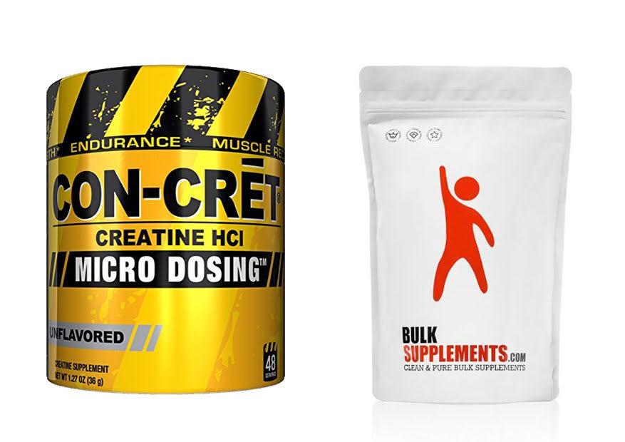 Creatine HCL vs Monohydrate - Sportivong.com