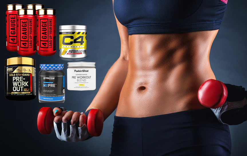 Best Pre Workout Supplements For Women 2020 - The Sport Review