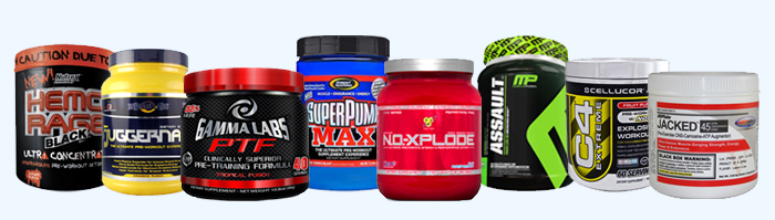The Dark Side Of Taking Pre-Workout Supplements