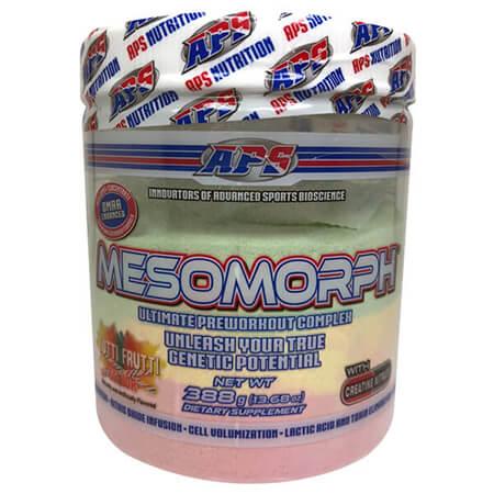 Booster Mesomorph APS DMAA > Buy now online. SALE