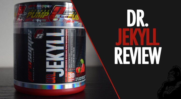 Dr Jekyll Pre-Workout Review | We Reveal Our Honest Thoughts