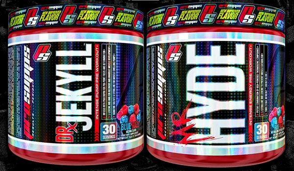 Pro Supps reveals its picamilon-free Dr. Jekyll and Mr. Hyde