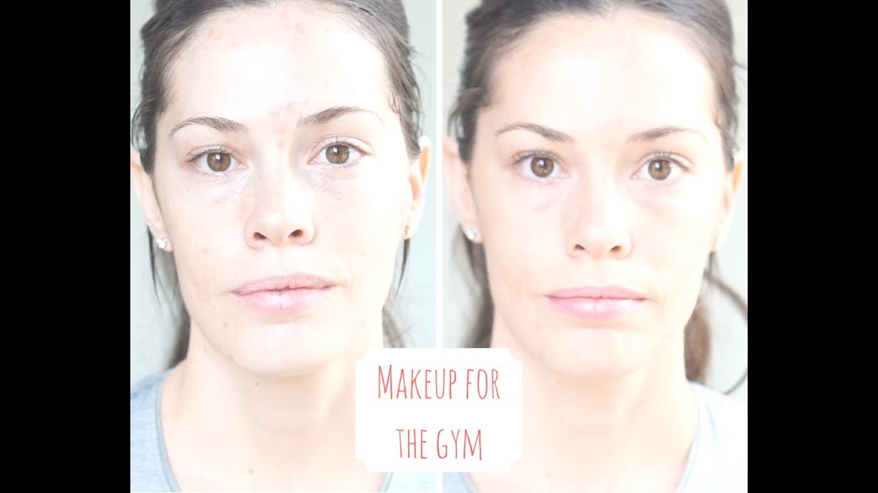 Sweat Cosmetics - Makeup for the gym - Acne - Pre- workout makeup ...
