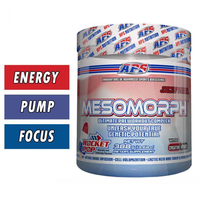 Mesomorph Pre Workout (2 For EA) | APS Nutrition