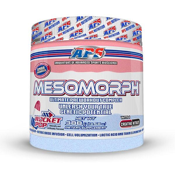 APS Nutrition Mesomorph Pre-Workout (25 servings) | Nutrition ...