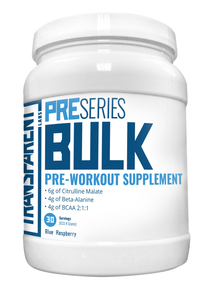 PreSeries BULK – Pre Workout Has Industry Abuzz…