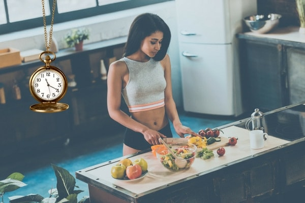 Working Out After Eating : How Long Should You Wait?   I AM & CO®