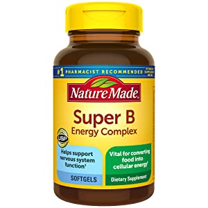 """Nature Made Super B Energy Complex Softgels""的图片搜索结果"