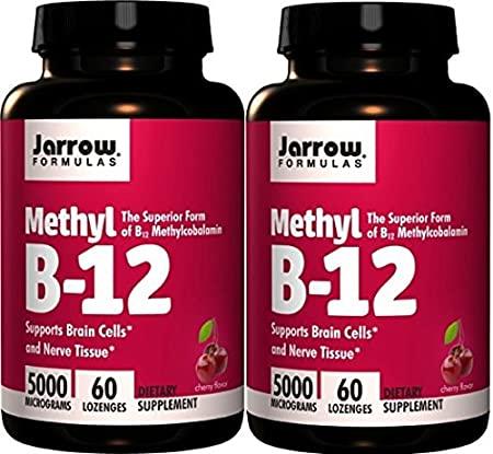 """Jarrow Formulas Methylcobalamin (Methyl B12)""的图片搜索结果"