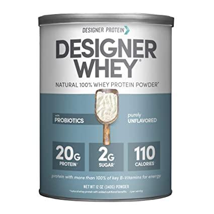 """""""Designer Whey Protein Powder, Purely Unflavored""""的图片搜索结果"""