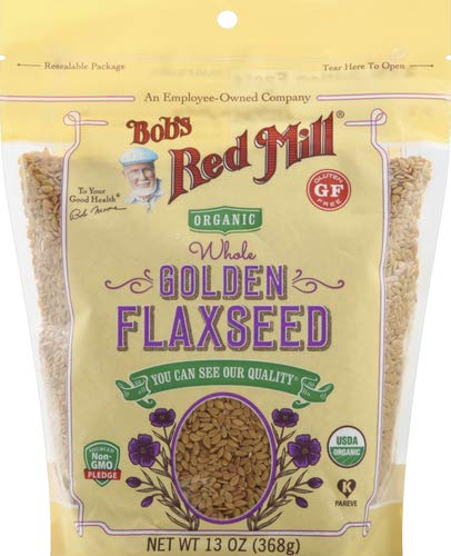 """Bob's Red Mill Raw Whole Golden Flaxseeds""的图片搜索结果"