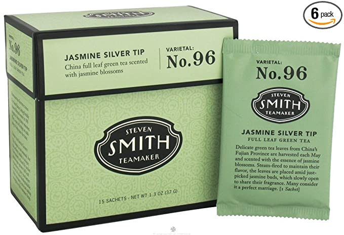 """Smith Teamaker Jasmine Green Tea""的图片搜索结果"