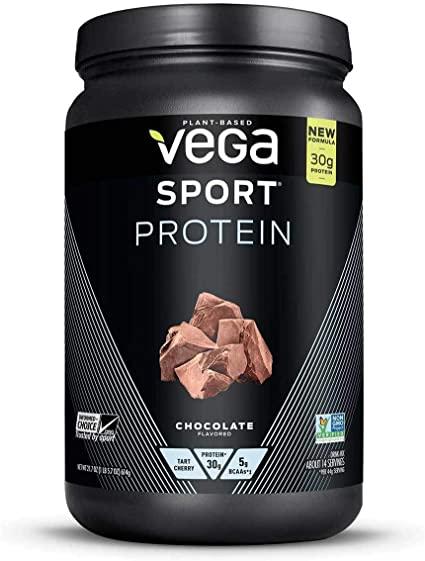 Amazon.com: Vega Sport Performance Protein, Chocolate, 28.9 Ounce: Health & Personal Care