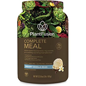 """PlantFusion Complete Meal All Plant-Based Pea Protein Powder""的图片搜索结果"