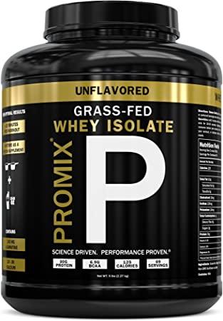 """ProMix Nutrition Grass-Fed Unflavored Whey Protein Powder""的图片搜索结果"