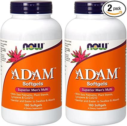 Now Adam Men's Multivitamin