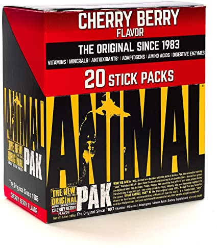 """""""Animal Pak Multivitamin Complete All in one Training Pack best multivitamin for bodybuilding"""
