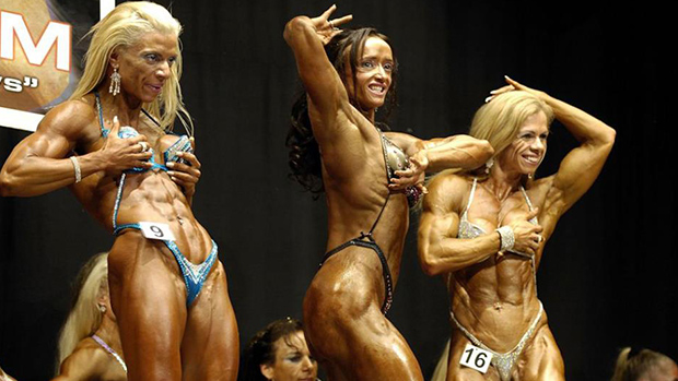 Ladies, 6 Reasons NOT To Compete | T Nation