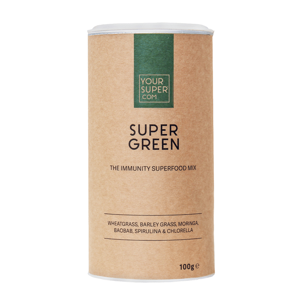 Your Super Super Green Superfood Mix - Mantra Malta