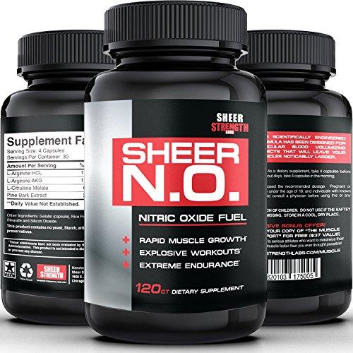 """SHEER N.O. Nitric Oxide Supplement""的图片搜索结果"