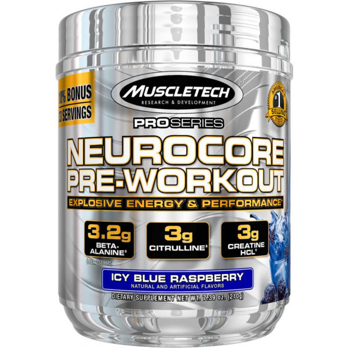 Pro Series NeuroCore by MuscleTech: Lowest Prices at Muscle & Strength