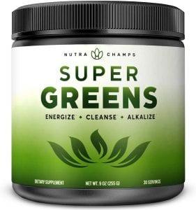 The Best Super Greens   February 2021