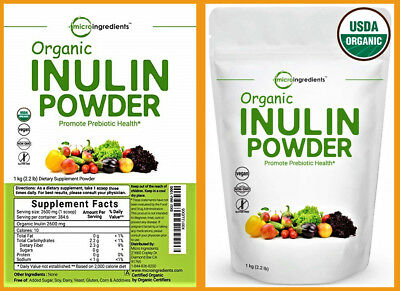 """Pure Organic Inulin Fiber Supplement by Micro Ingredients""的图片搜索结果"
