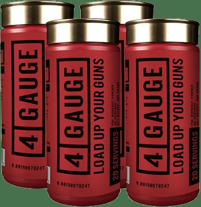 4 Gauge | Explosive Pre Workout