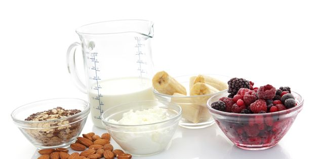 3 best DIY shakes for pre-workout