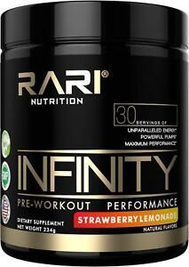 Rari Nutrition Infinity Pre Workout - NutritionWalls