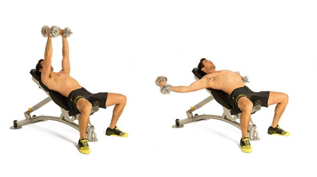 How To Do The Chest-Building Dumbbell Flye | Coach