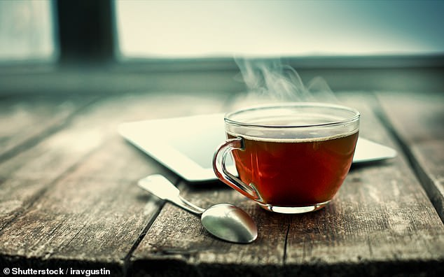 Drinking two cups of oolong tea a day can help your body burn fat while you  sleep, study claims | Daily Mail Online