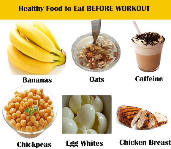 Healthy Food to Eat before Workout | by thecodefitnessludhiana | Medium