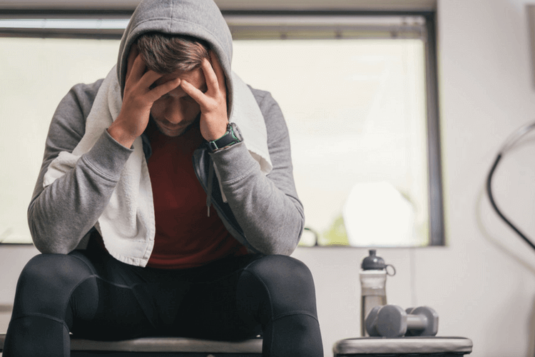 How to Stop Stress From Wrecking Your Gains