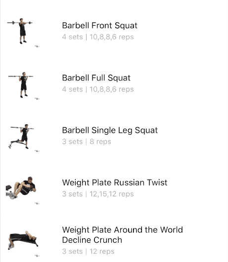 Review: Classic 3-Day Split Barbell Workout | Jefit - #1 Gym / Home workout app
