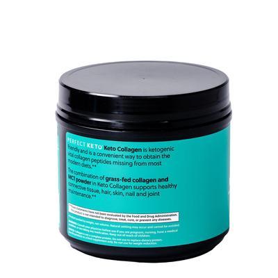 Perfect Keto, Collagen Protein Powder - Unflavoured, 10.58oz/300g
