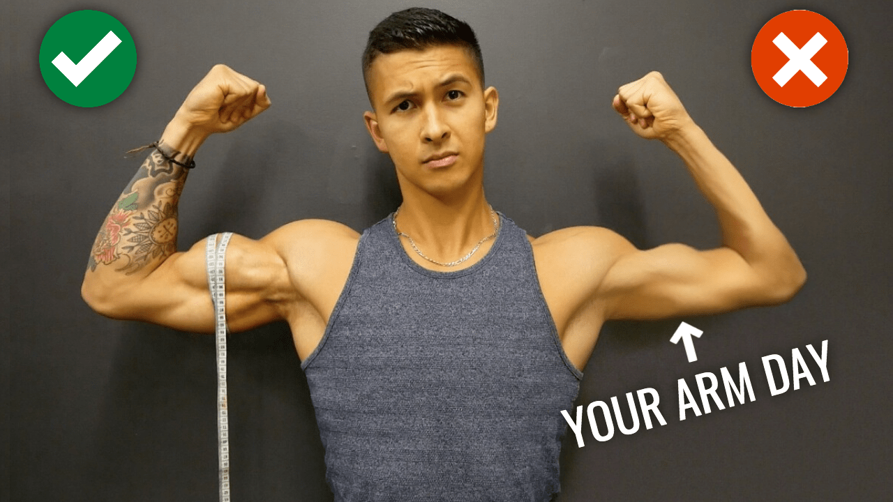 How To Build Bigger Arms (4 Arms Day Mistakes Killing Your Gains)