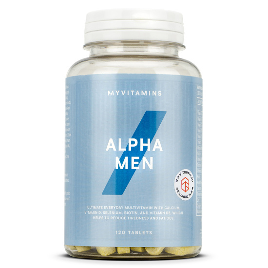 MyProtein - Alpha Men Multivitamin - TRU·FIT