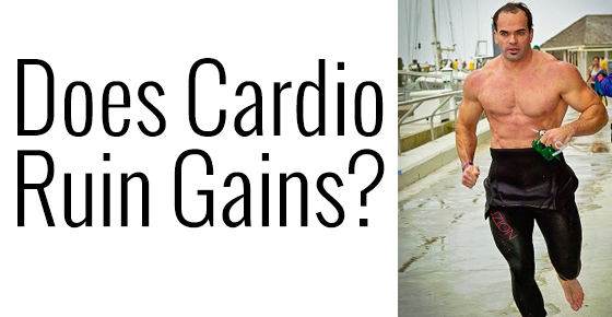 Does Cardio Ruin Gains? - JMax Fitness