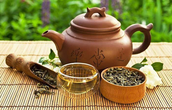 How to drink Oolong tea for weight loss?