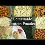 Homemade Protein Powder | प्रोटीन पाउडर | How to Make Protein Powder at  Home - YouTube