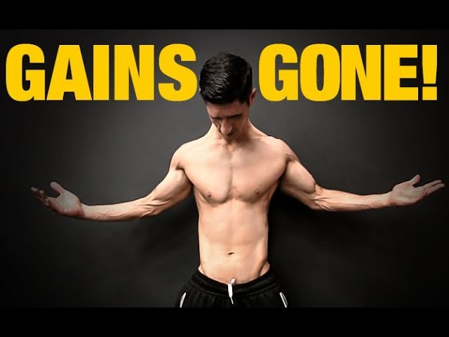 When Cardio is KILLING Your Gains (VIDEO PROOF!) - YouTube